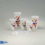 Paper semen collection cups...