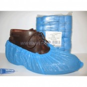 Overshoes Blue 100 per pack