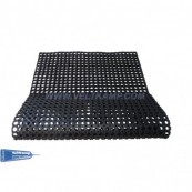 Rubber anti slip mat